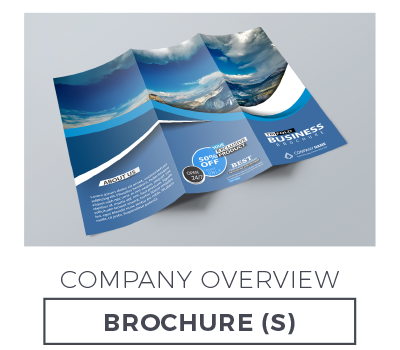 Company Overview Brochure Small